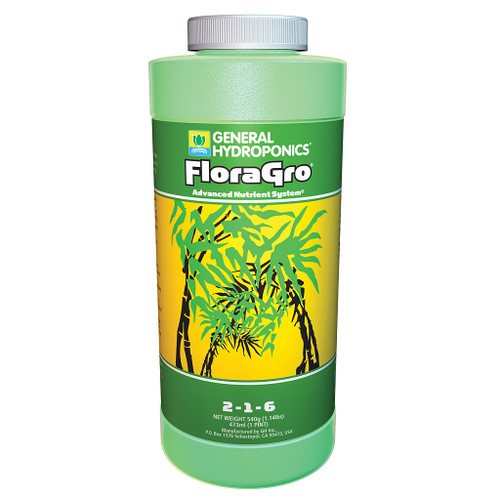 GH FloraGro, pt