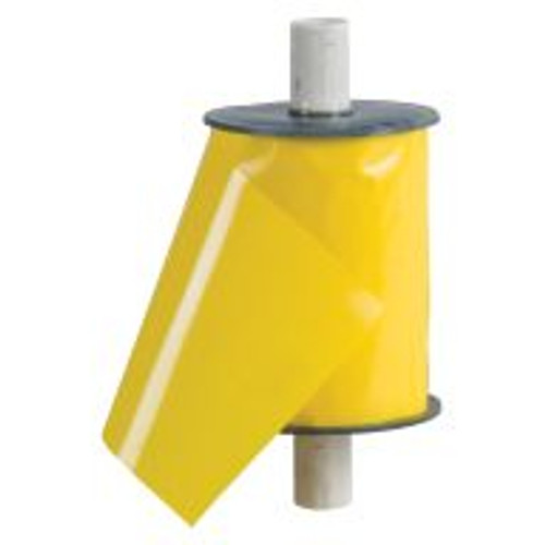 Monitor and control flying pest infestations with the dual sided Yellow Ribbon Trap. Versatile tape is 50 feet long and 4 inches wide and can be cut to any desired length. The Yellow Ribbon Trap is nontoxic and environmentally friendly.