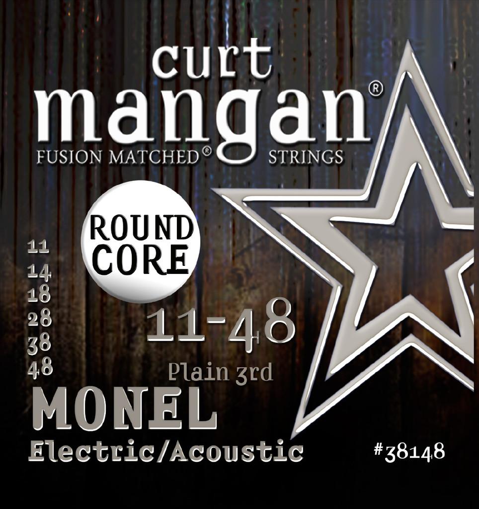 Monel Round Core 11-48