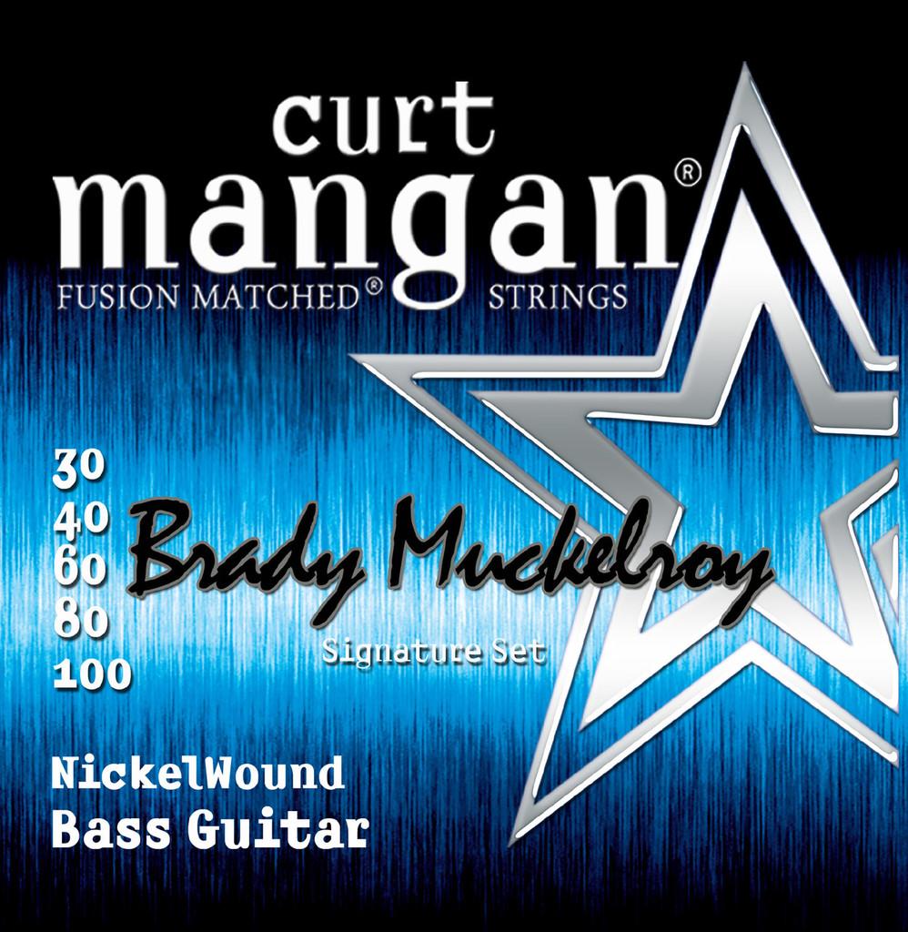 Brady Muckelroy Custom 30-100 5 String Set