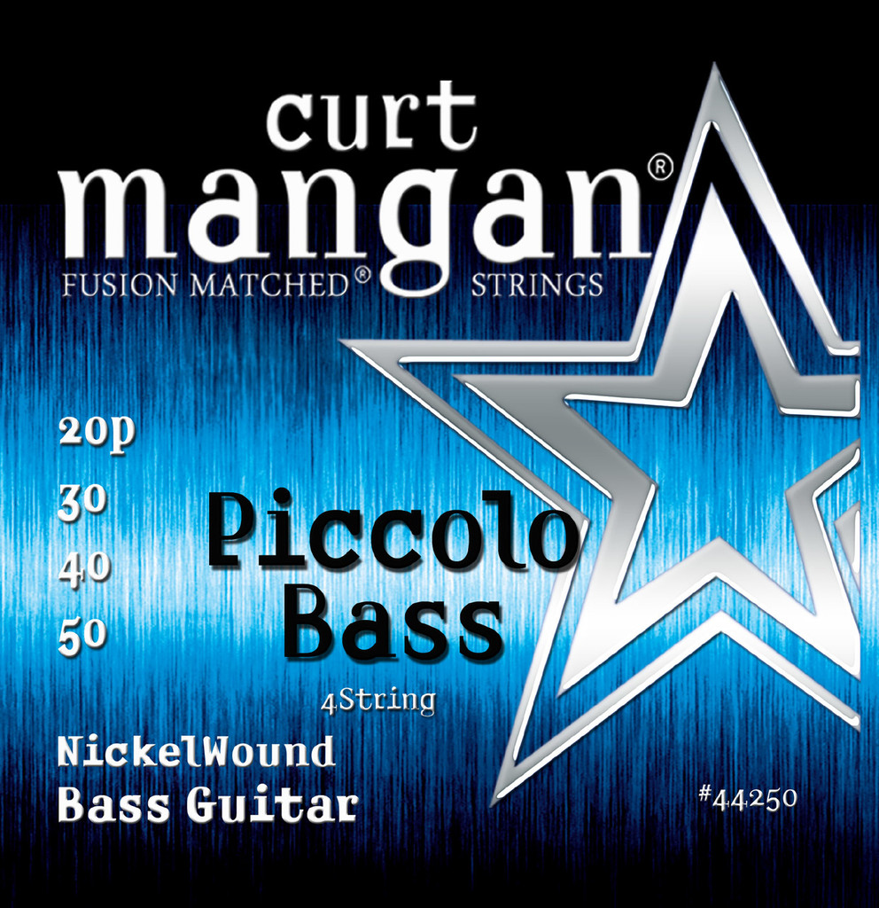 Piccolo Bass 20P-50 4 String Set