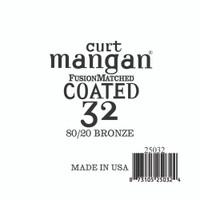 32 80/20 Bronze COATED Single String