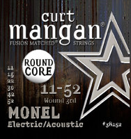 Monel Round Core 11-52 SIX PACK