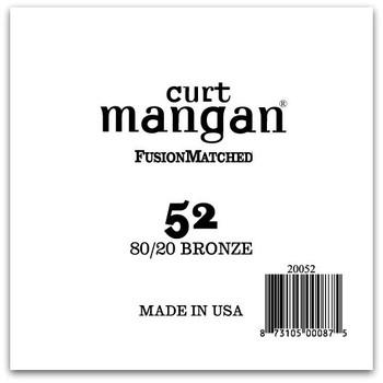 52 80/20 Bronze Single String