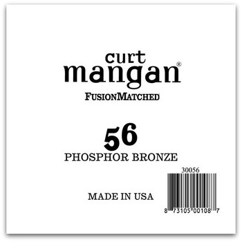 56 PhosPhor Bronze Single String