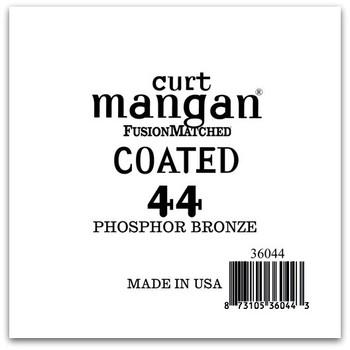 44 PhosPhor Bronze COATED Single String