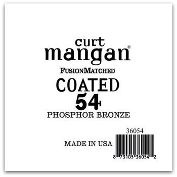 54 PhosPhor Bronze COATED Single String