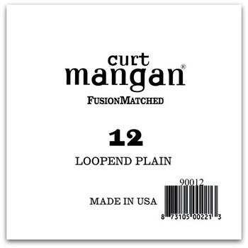 12 Loop End Plain Single String