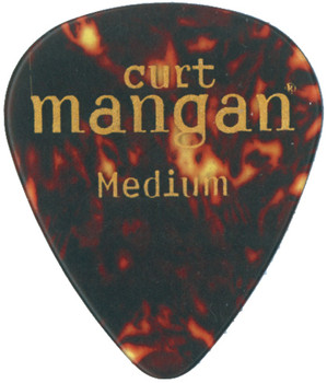 Medium Tortoise Shell Pick