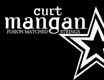 NEW Curt Mangan Star T-Shirt XXXL