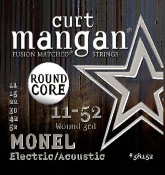 Monel Round Core 11-52