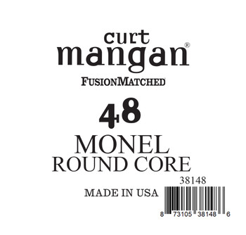 48 Monel ROUND CORE Single String