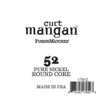 52 Pure Nickel ROUND CORE Single String