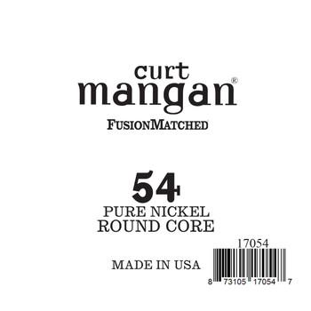 54 Pure Nickel ROUND CORE Single String