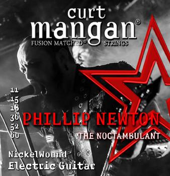 Phillip Newton's Custom Signature 11-60 Nickel Wound Set PACK OF 3