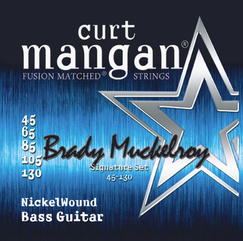 Brady Muckelroy Custom 45-130 5 String Set