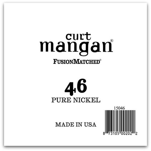 46 Pure Nickel Wound Single String