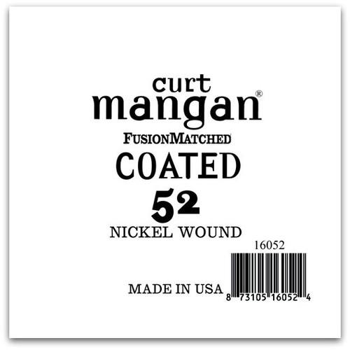 52 Nickel-Plated Steel COATED Single String