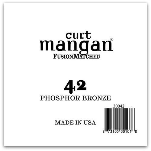 42 PhosPhor Bronze Single String