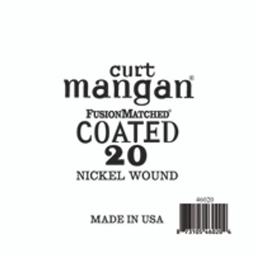 20 Nickel Bass COATED