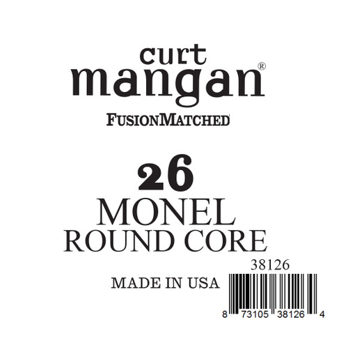 26 Monel ROUND CORE Single String