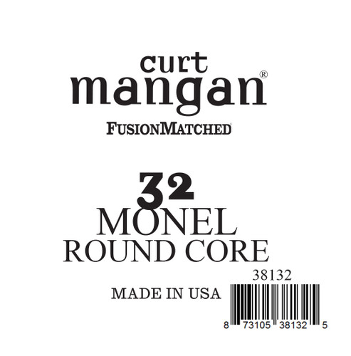 32 Monel ROUND CORE Single String