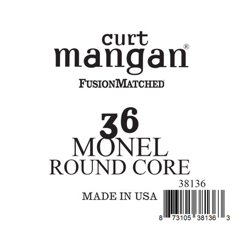 36 Monel ROUND CORE Single String