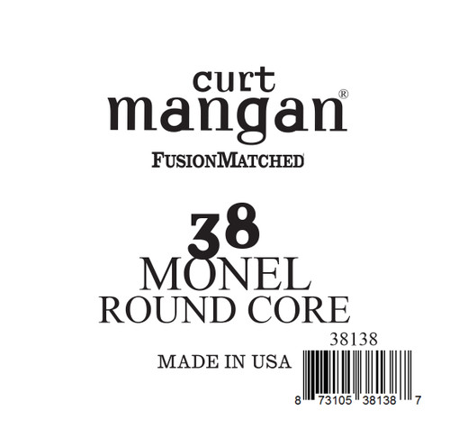 38 Monel ROUND CORE Single String