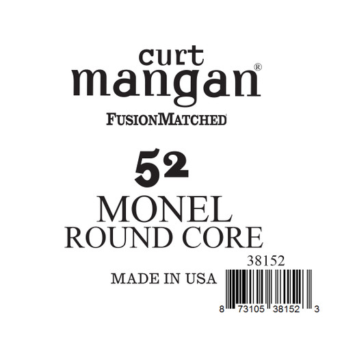 52 Monel ROUND CORE Single String