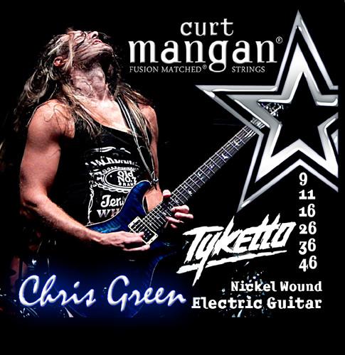 Chris Green's Custom Signature 9-46 Nickel Wound Set PACK OF 3