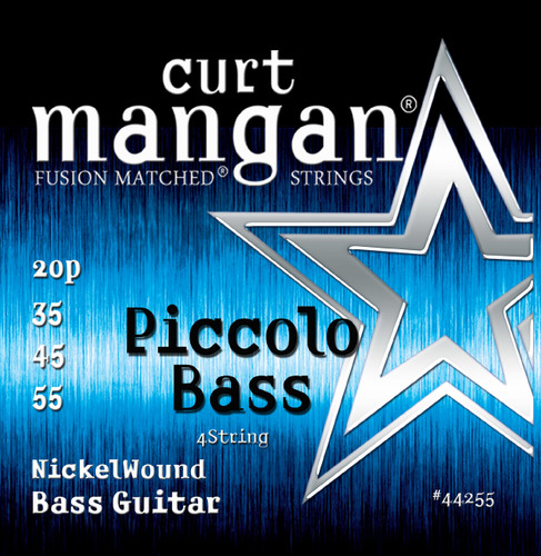 Piccolo Bass 20P-55 4 String Set