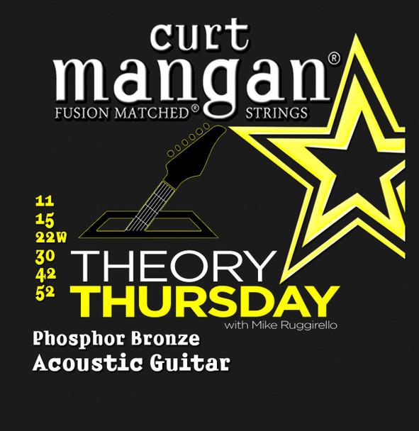 THEORY THURSDAY 11-52 Light PhosPhor Bronze
