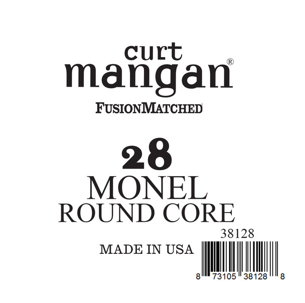 28 Monel ROUND CORE Single String