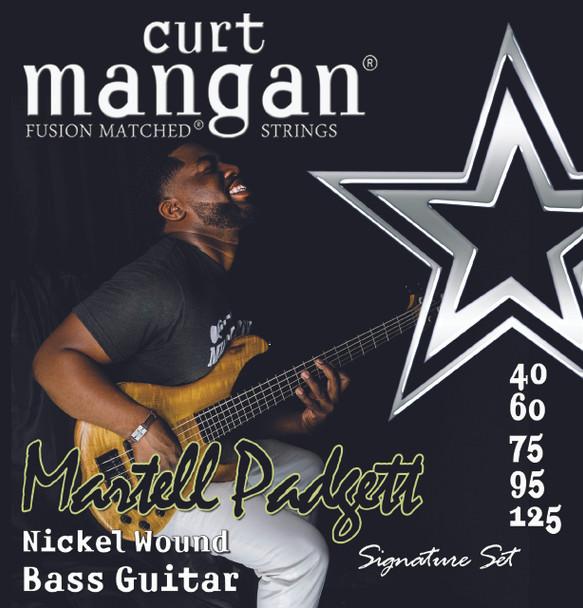 Martell Padgett Custom NickelWound Bass 5-String