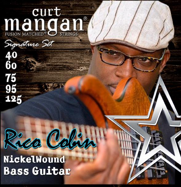 Rico Cobin Custom Nickel Bass 5-String