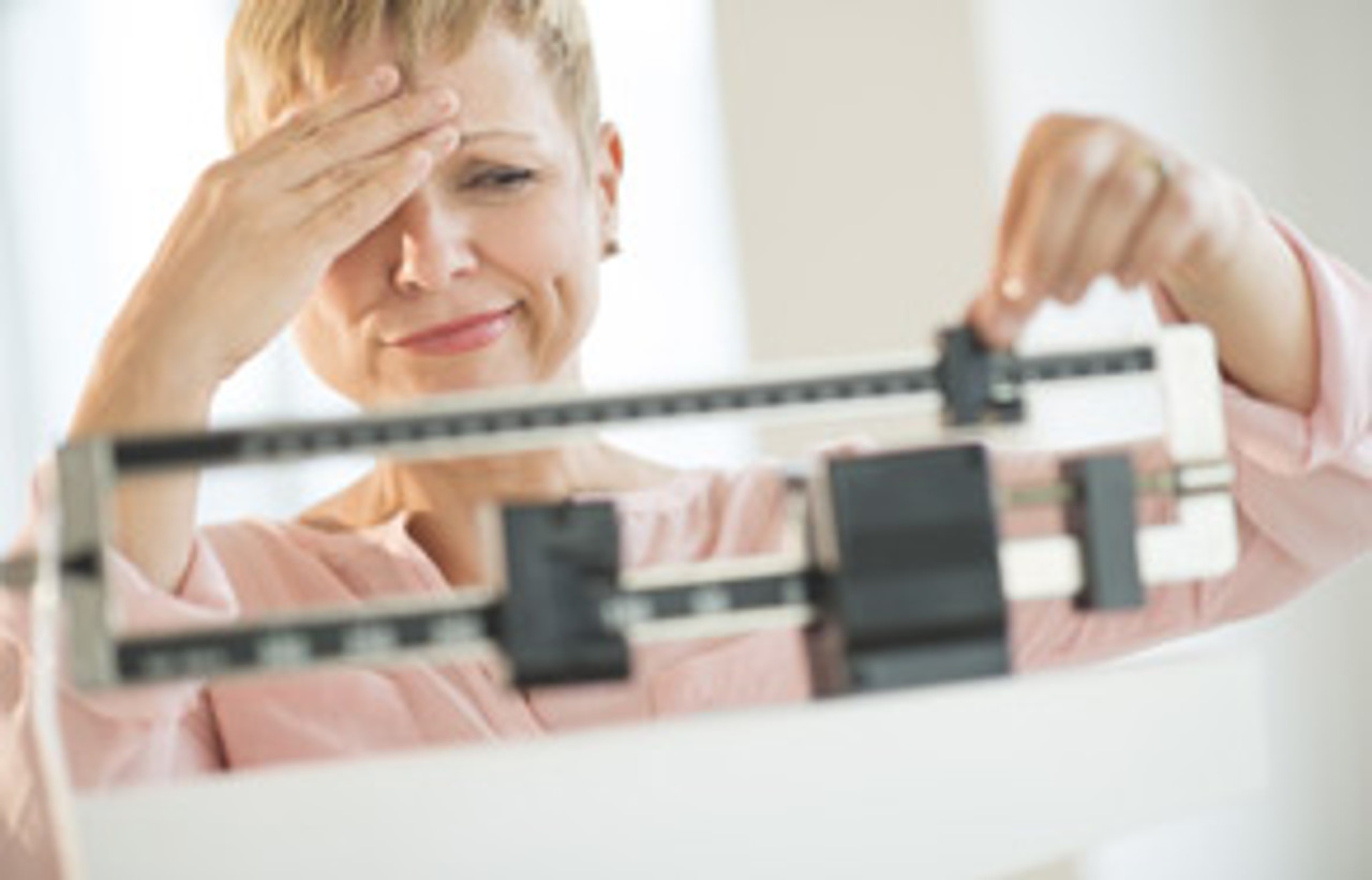 Why Gaining Weight May Not Be Your Fault