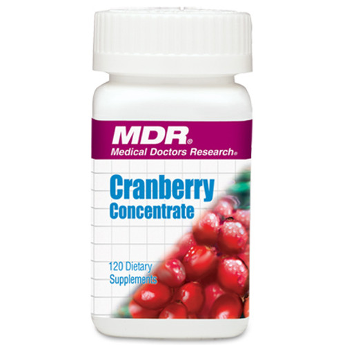 Cranberry Concentrate, 120 ct.