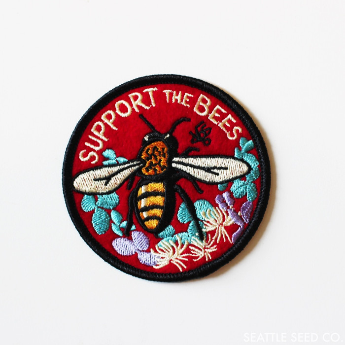 Support the Bees Patch