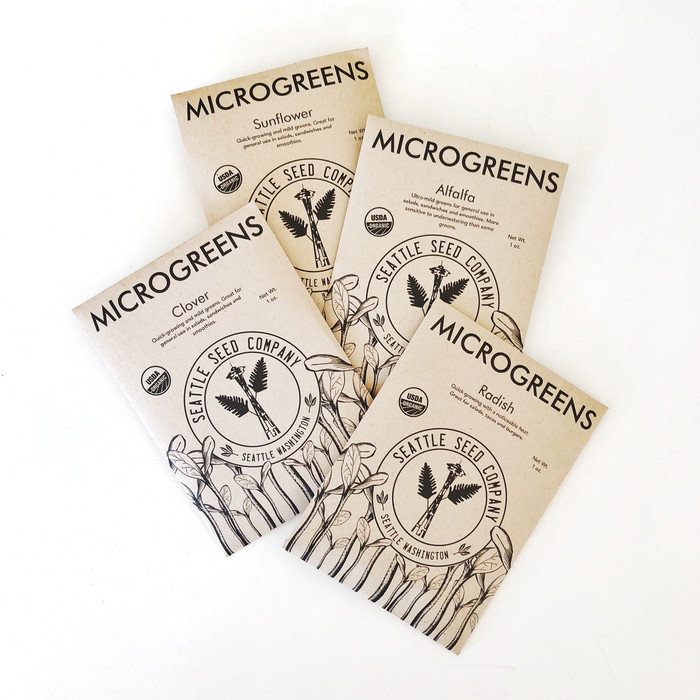 Microgreens Sampler Kit
