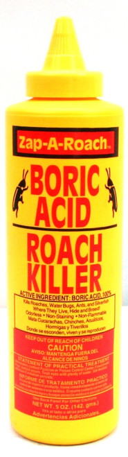 BORIC ACID ROACH KILLER 24/5oz