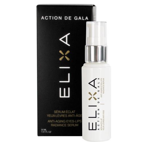 Elixa Anti-Aging Eyes-Lips Radiance Serum