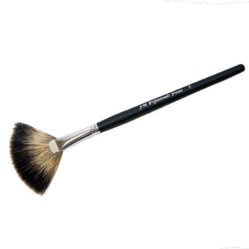Fan Make-Up Brush