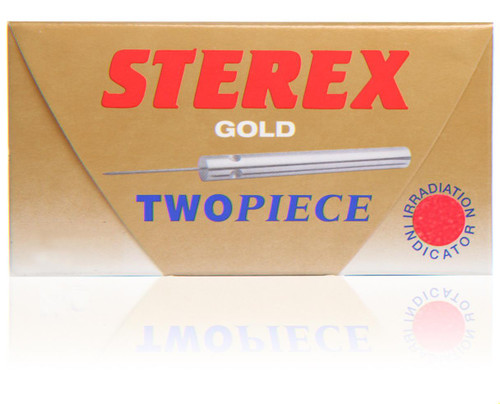 Sterex Gold Two Piece Probes