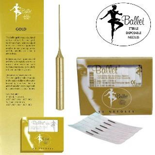 Ballet - Gold Probes  |  K Shank