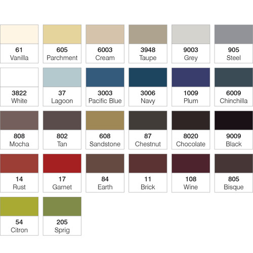 Porsche Quality Soft Touch Leatherette Colors