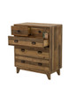Camp 6 Drawer Chest