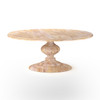 "Whitewash Mag 76"" Dining Table"