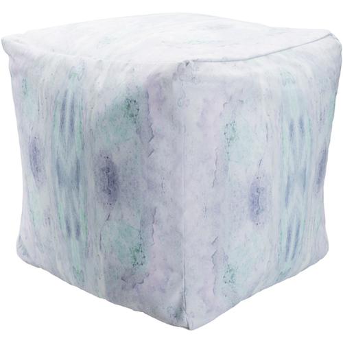 Lavender Pouf
