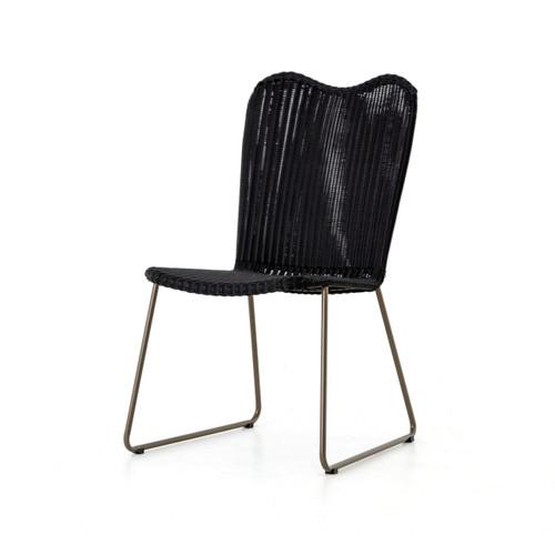 Brio Outdoor Chair - Black