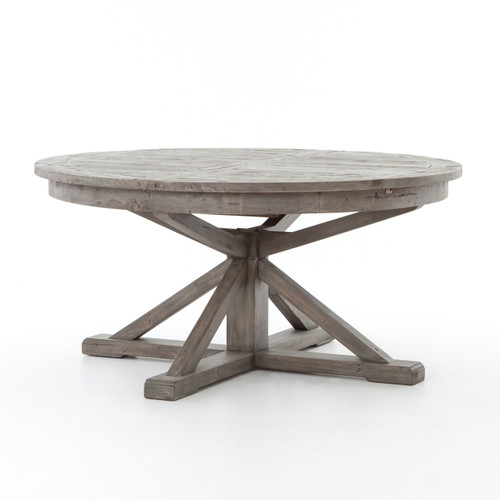 "Cint 63"" Extension Dining Table - Olive"